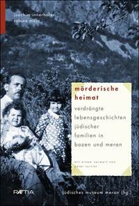 Cover Mörderische Heimat