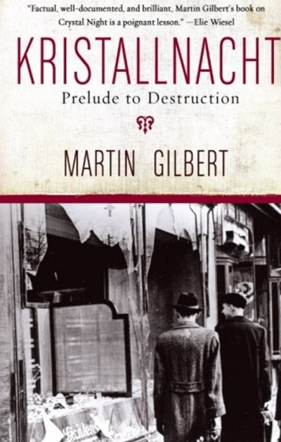 Cover Kristallnacht