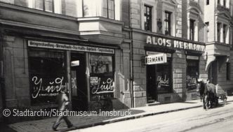 Leopolstrasse 1938